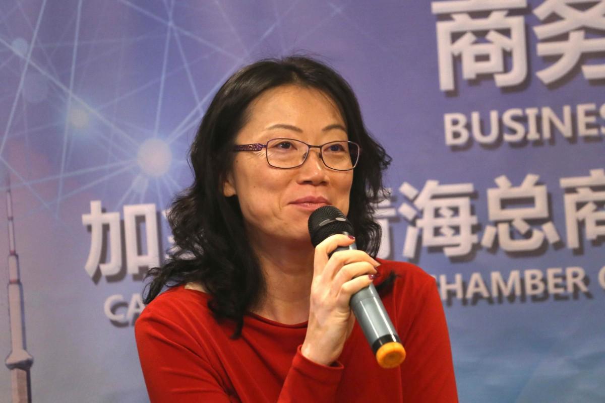 16 Grant Thornton致同会计师事务所合伙人,中国事务部负责人Judy Lin演讲