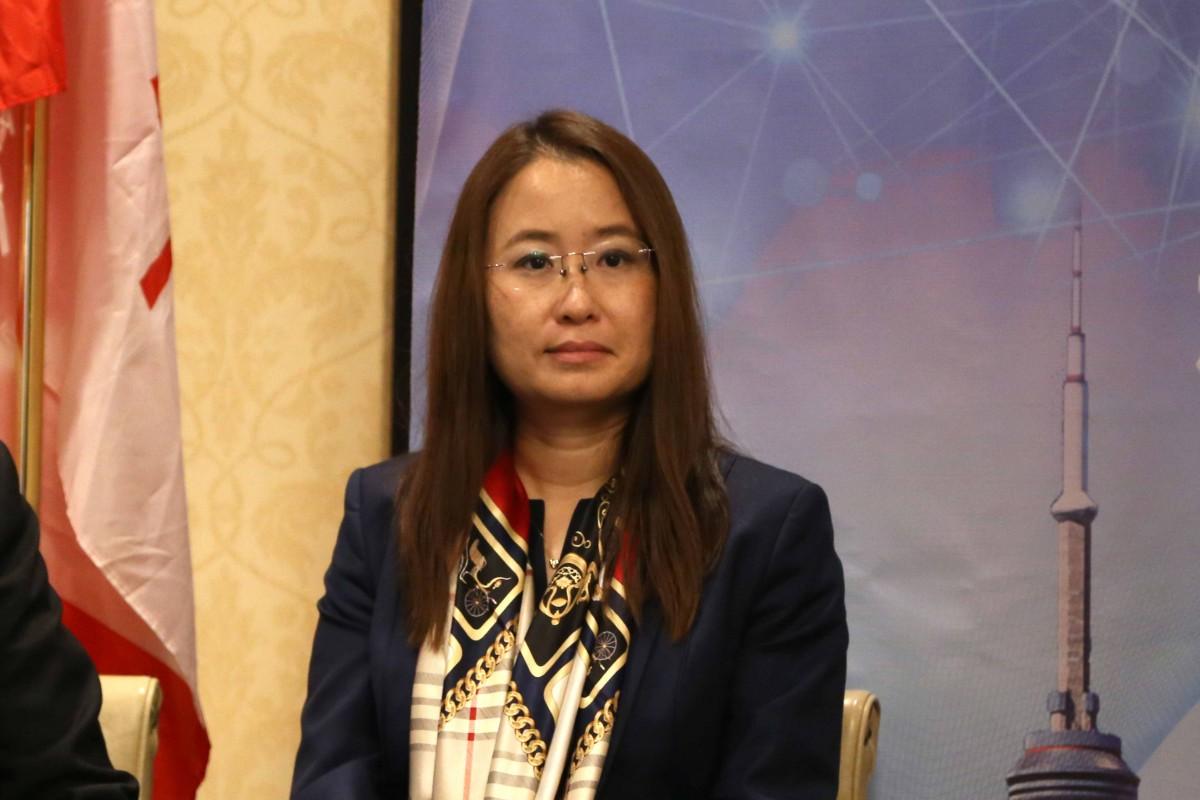17 Grant Thornton致同会计师事务所中国事务部高级经理Tina Tian