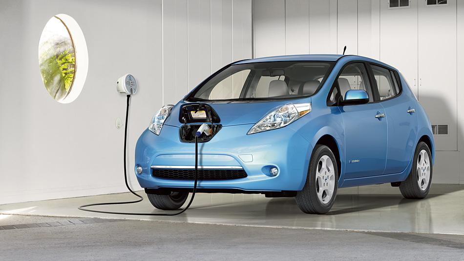 煞车问题 Nissan北美召修4.7万电动车