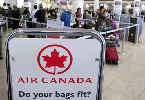 好消息!加航亚洲航线第二件托运行李免费