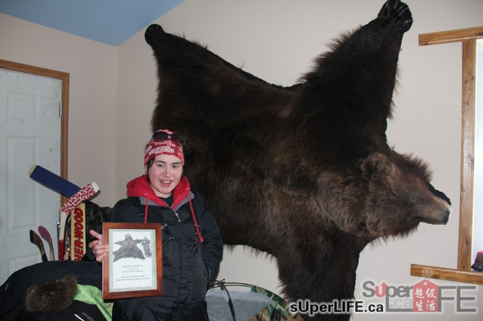 熊乃瑺yak9�+�,_北极行:走进豪爽好客的因纽特猎户人家