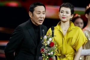 第十七届中国电影颁奖典礼在北京举行 众