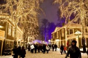 全球圣诞气氛大比拼! 美到窒息
