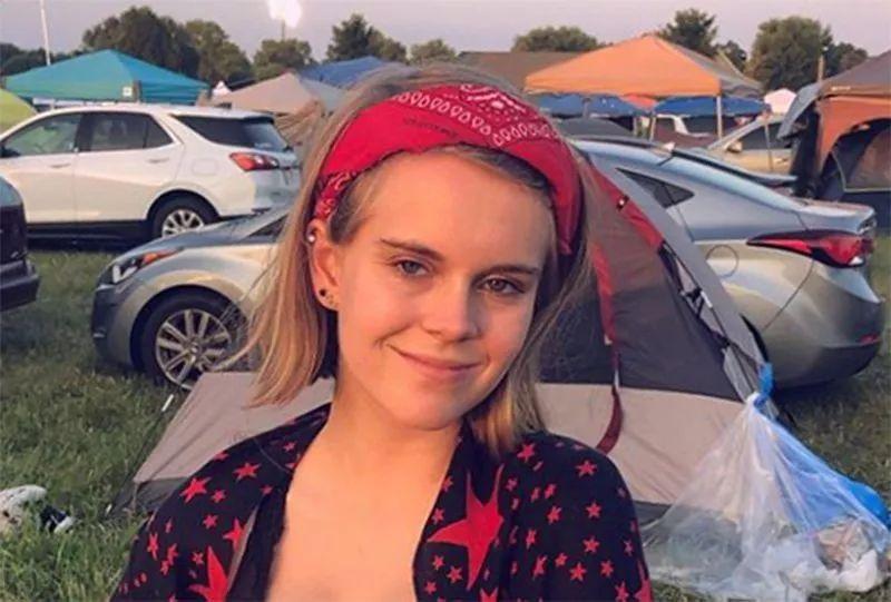 (视频)惨!18岁女生在哥大附近公园遭抢