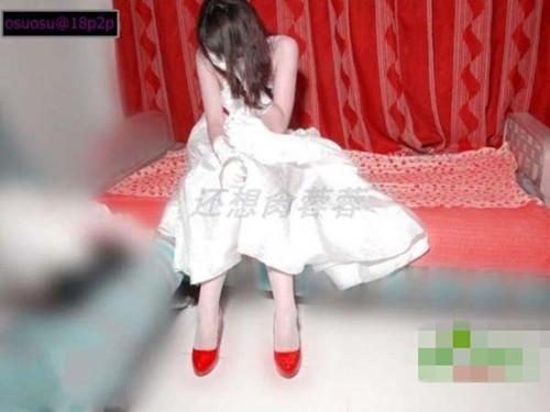 新娘醉酒门女主角蓉蓉身份曝光 曾是坐台小姐-新娘喝醉后图片 新娘图片