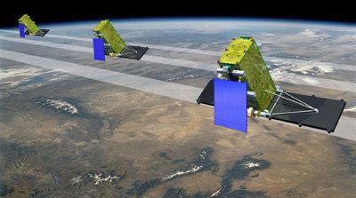 加拿大雷达卫星:radarsat-2卫星