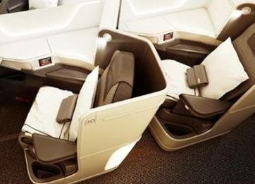 南航温哥华飞广州全用波音787梦幻客机