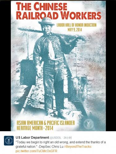 美国将西岸大铁路华人劳工列入名人堂-C