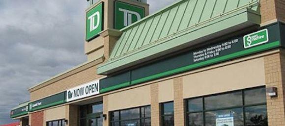 TD银行加拿大全面涨价 美国不变
