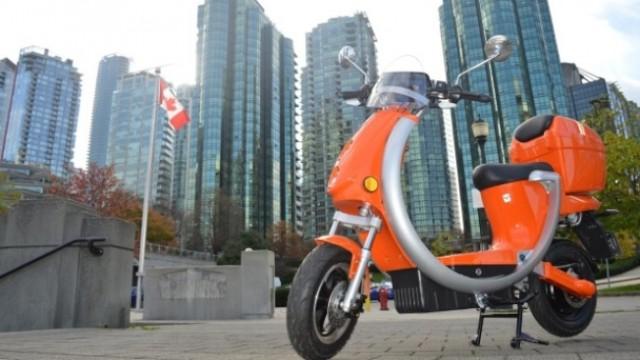 共享经济:温哥华6月推电动机车共乘