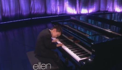 加拿大5岁神童华裔全美视频异禀演奏v神童钢琴天赋单s5上图片