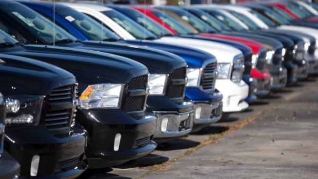 加汽车销售破纪录 小型货车受欢迎