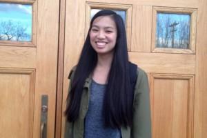 16岁中国孤儿 入选加国体操代表队
