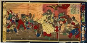 """菊·天皇退位说:""""日本教""""的教皇"""