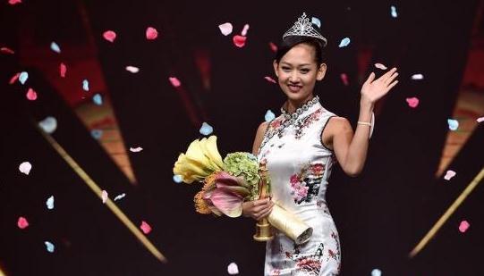女神驾到!温哥华华裔女孩勇摘2016中华小姐桂冠