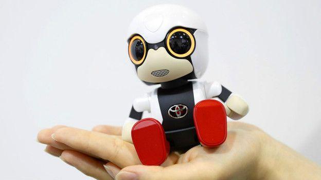 丰田小机器人 宠物的接班人?