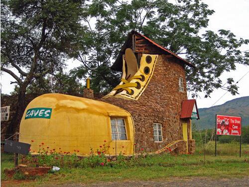 全球奇葩房屋设计 总有一款属于你