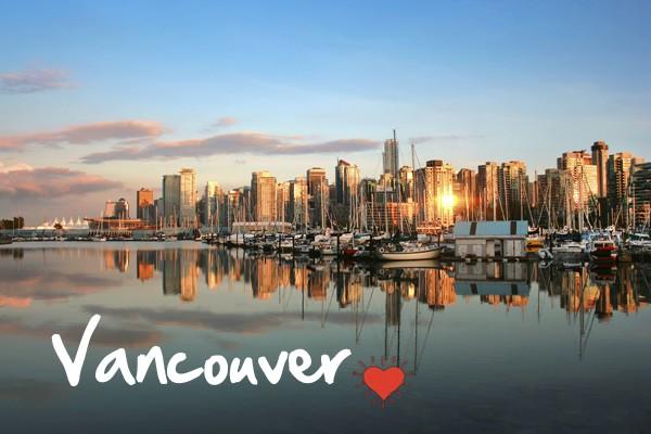 今年年底中国将有13个城市直飞温哥华