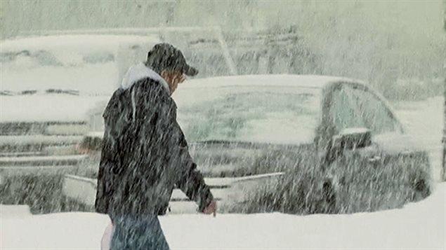 大雪不停,加拿大BC省一些地区破降雪纪录