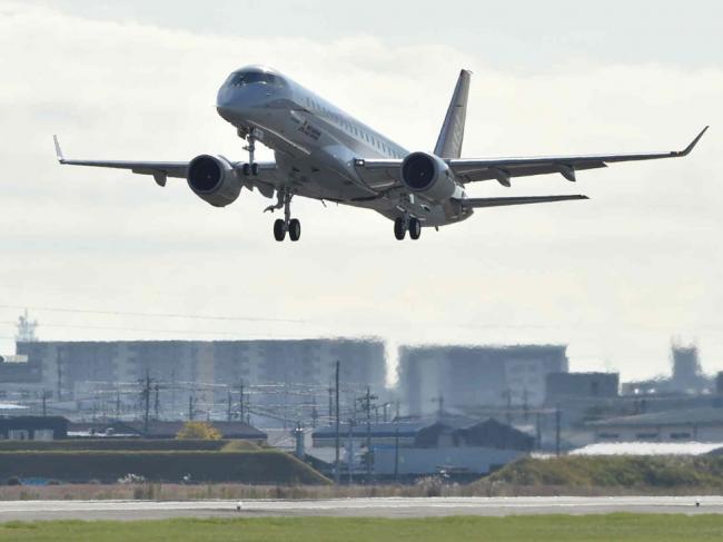 大飞机日本后来居上?关键资质超越中国(图)