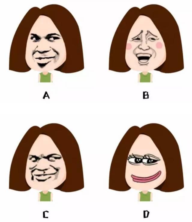 表情包说明一切……  一般来说, 父母并不太看得懂这些内涵的表情.图片