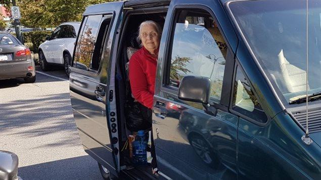 两位温哥华老年女性不得不在面包车里过夜