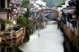 1300年的苏州沙溪古镇 相貌怡人