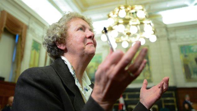 加拿大联邦道德专员 Mary Dawson