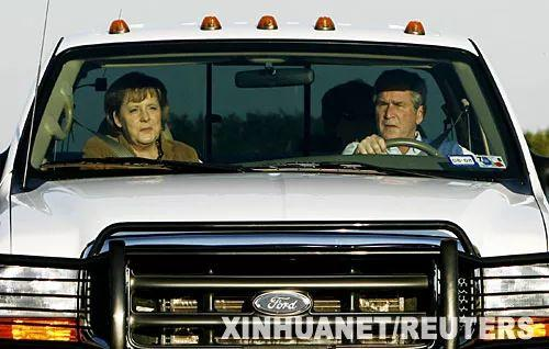 李克强出访,换了位司机