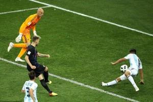 阿根廷耻辱之夜 头号梅吹杀死了梅西最后