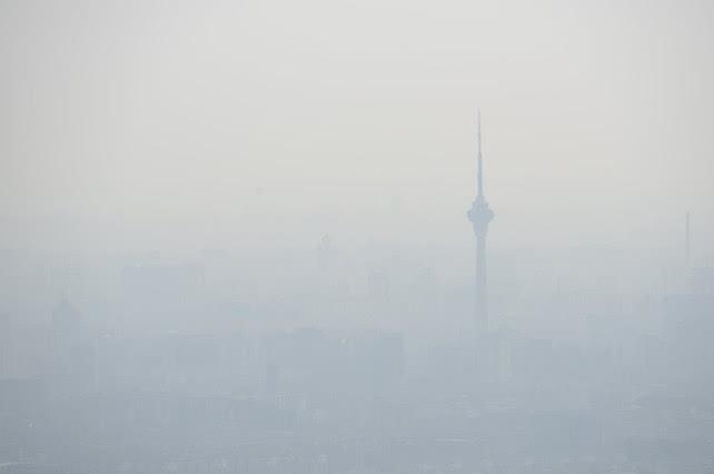 北京雾霾又来了,北京是一座你来了就走不