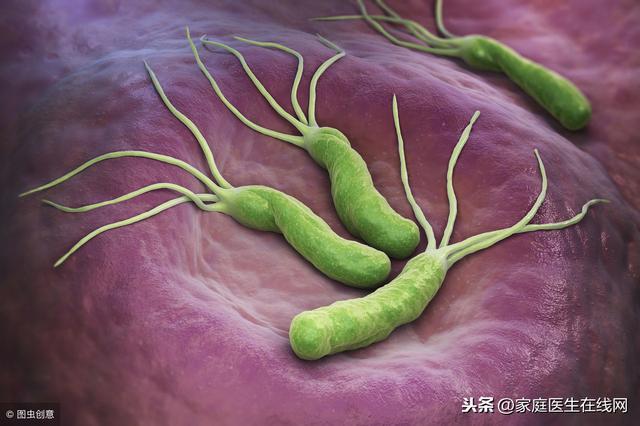 幽门螺旋杆菌也是胃癌前奏!医生提醒:身体有4个表现,抓紧检查