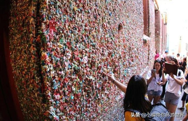中国最恶心的景点,直接秒杀口香糖墙,居然还有人在这里求婚