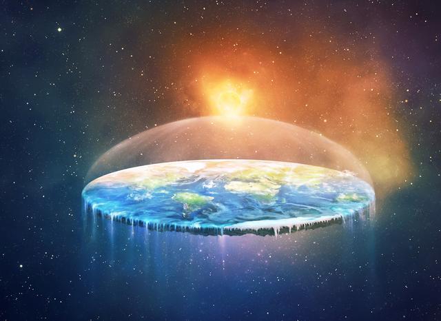"""越来越多的人相信""""地球是平的""""?全怪它"""