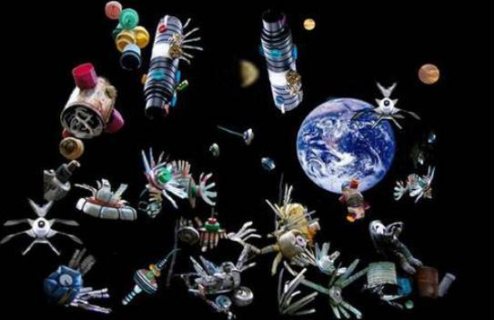太空垃圾越来越多,该怎么处理呢?这一方法得到我国认可!