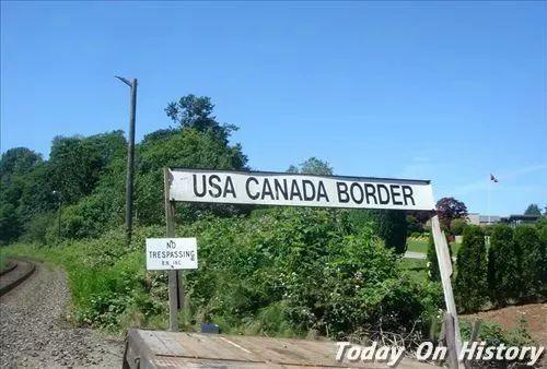 温哥华有个大缺口,已有上千华人从这个地方偷渡到加拿大