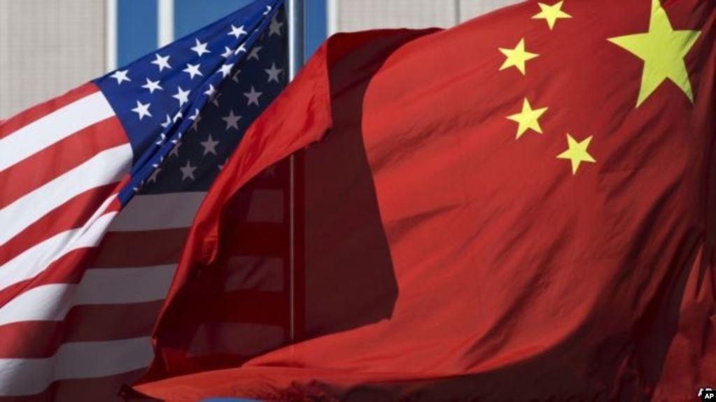 中美代表通话 华盛顿推迟部分关税 美股大涨_图1-1
