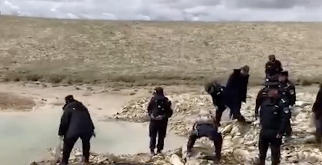 可可西里失联女大学生搜救画面曝光 遗骸已找到