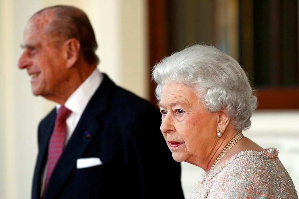 英女王伊丽莎白二世及丈夫菲利普亲王已接种新冠疫苗_图1-1