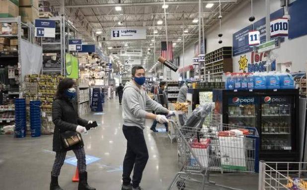 美国超市保安劝顾客戴口罩被枪杀,留下9个孩子- 资讯- 海外网