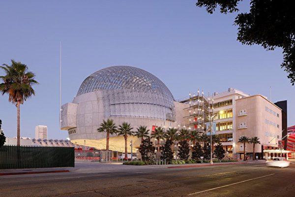 北美最大奥斯卡电影博物馆月底开放